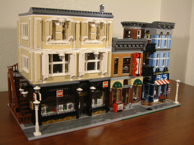 Custom Lego Sets - RareBrickSets com