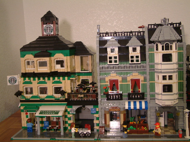 Lego 10185 Green Grocer