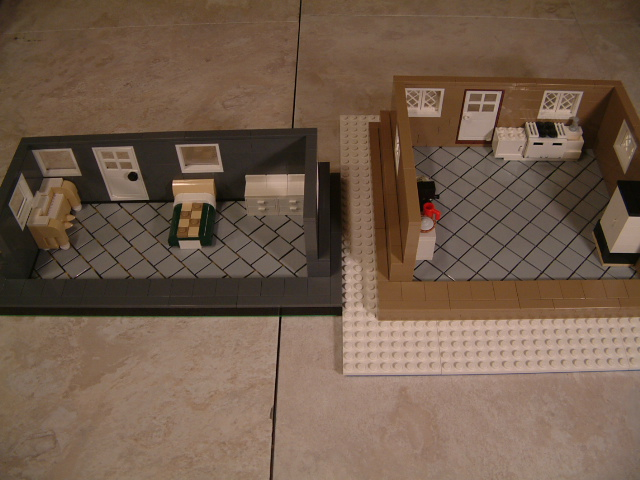 Custom lego floor designs and patterns.