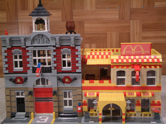 lego grand emporium instructions