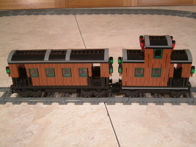 custom wild west lego train cars for the lone ranger constitution train set learn how - Lego Halloween Train