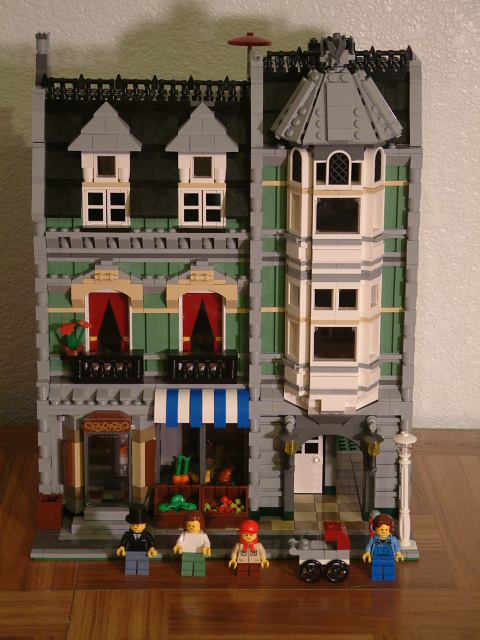 Lego 10185 - Green Grocer