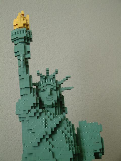 Lego 3450 - Statue of Liberty